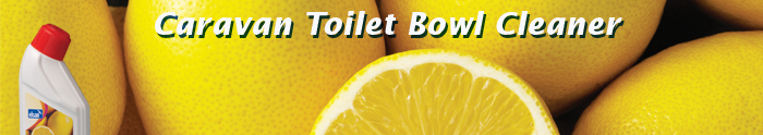 Toilet B Cleaner Banner Top