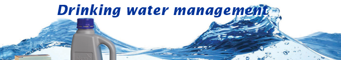 Drinking Water Mangt Top Banner